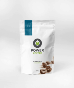 Power Coffee specialty microlot z Brazílie