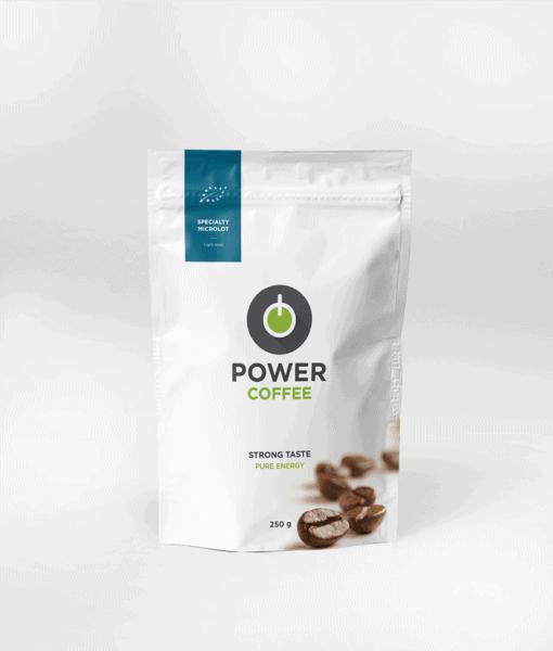 Power Coffee specialty microlot z Brazílie