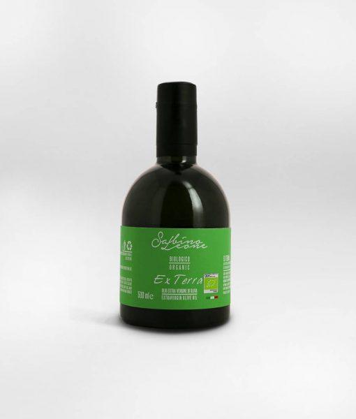 extra panenský olivový olej sabino leone ex terra
