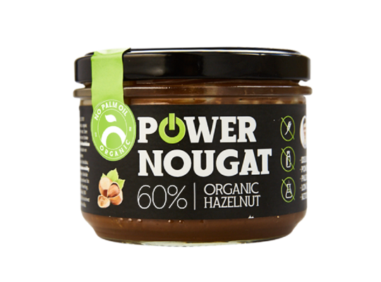 Powerlogy Nougat 200 g