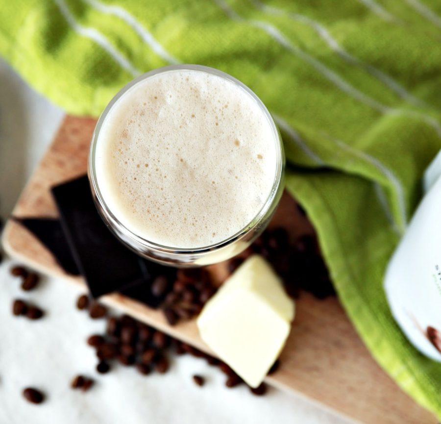 mct olej coffee