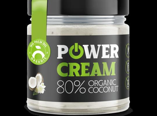 kokosové maslo powerlogy