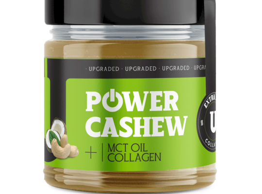 cashew maslo domáce