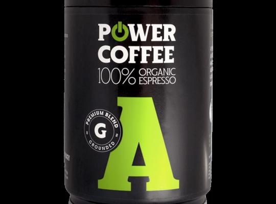 mleta organicka kava