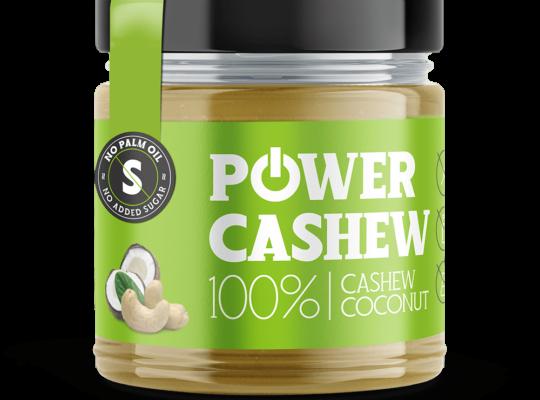 kešu maslo powerlogy